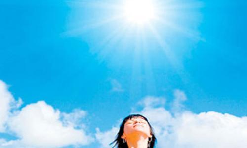 الشمس تقي من خطر الاصابة بأزمات قلبية