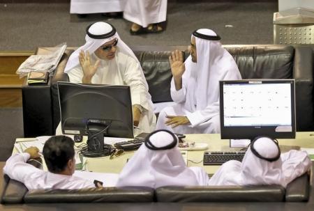 تراجع المؤشر العام لسوق أبوظبي 0,4 %