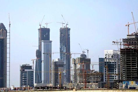الإمارات تحتضن ثلث المشاريع الإنشائية الكبرى في المنطقة