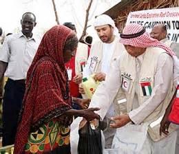 الإمارات تنفذ عمليات إغاثية بقيمة 142 مليون خلال 2013