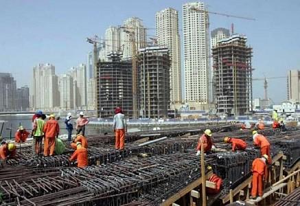 دبي وأبوظبي تتصدران المشاريع الإنشانية بقيمة 1.2 ترليون درهم