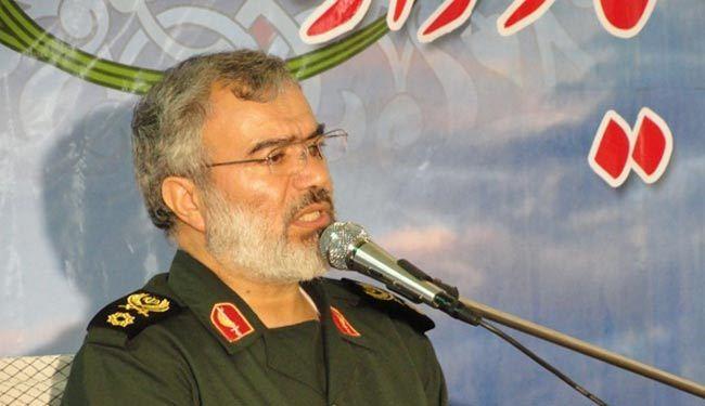 قائد عسكري إيراني: إيران الأخ الأكبر لأشقائها الصغار في الخليج