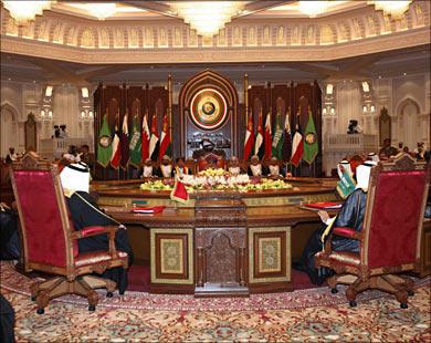 """""""التعاون الخليجي"""" يعتبر ما حدث في اليمن انقلابا"""