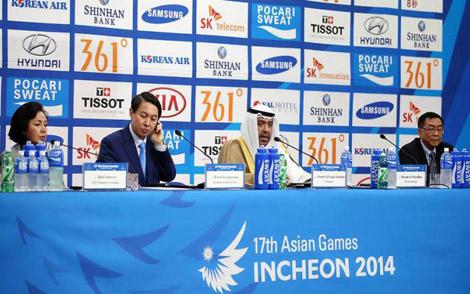 الفهد: دبي جاهزة لاستضافة البطولة الآسيوية الأولمبية
