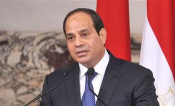 السيسى: المبادرة المصرية لا تحمل شروطًا كما قيل في الإعلام
