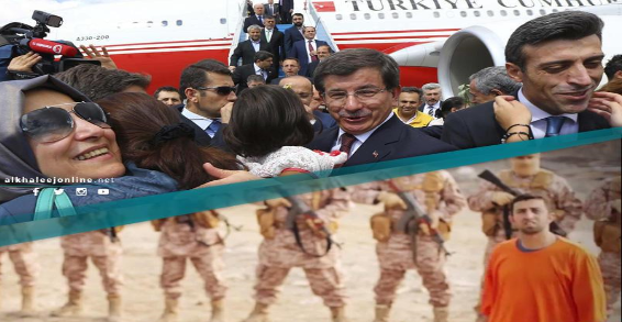 """لماذا فشلت الأردن في مفاوضات """"الكساسبة"""" ونجح أردوغان في اطلاق مختطفيه"""