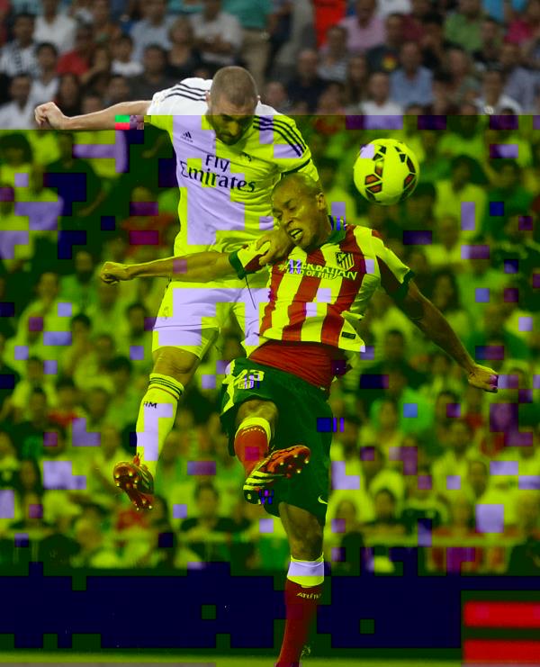 أتلتيكو يتغلب على الريال في بطولة الدوري الإسباني