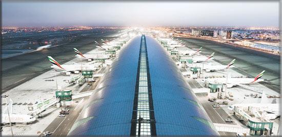 32 مليار دولار لتوسعة مطار آل مكتوم