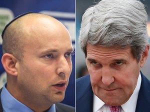 كيري وإسرائيل.. شجارات دبلوماسية لا تتوقف!