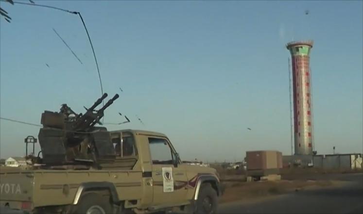 قوات فجر ليبيا تبسط سيطرتها على مطار طرابلس الدولي