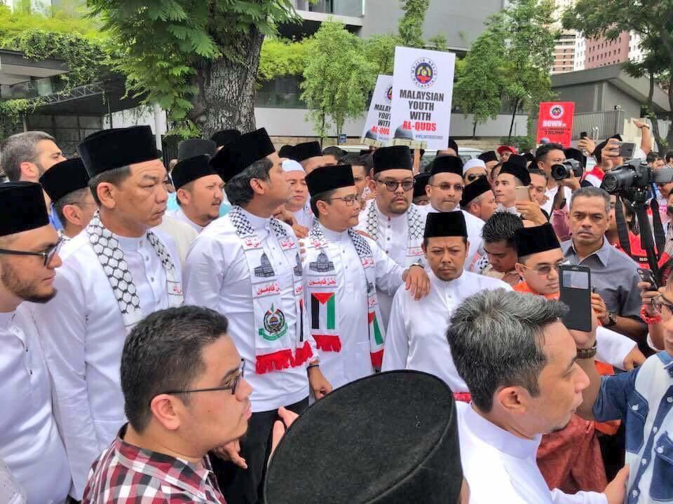 ماليزيا: جيشنا مستعد للتحرك من أجل القدس