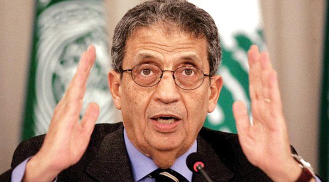 عمرو موسى: تأجيل الانتخابات طعن للديمقراطية