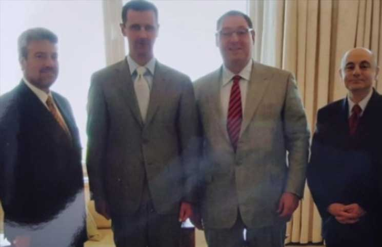 عميل للموساد شارك باغتيال المبحوح في دبي يكشف عن لقائه الأسد 2007