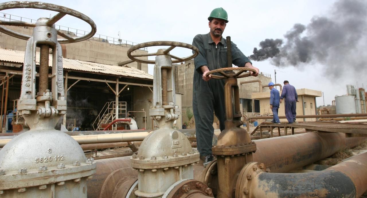 العراق يعتزم تزويد الكويت بـ50 مليون متر مكعب من الغاز