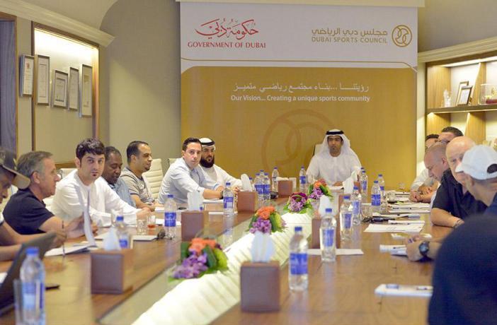 مجلس دبي الرياضي يطلق الدورة الصيفية الرابعة لأكاديميات كرة القدم