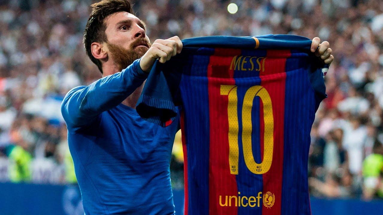 """رقم جديد لـ""""ميسي"""" في سجلات النادي الكتلوني برشلونة"""