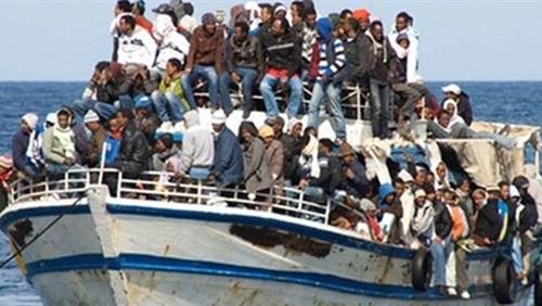 300 ألف مهاجر حاولوا عبور البحر المتوسط الى أوروبا في 2015