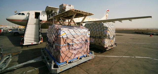 """""""الاتحاد للطيران"""" يطلق خدمة شحن جديدة إلى موسكو"""