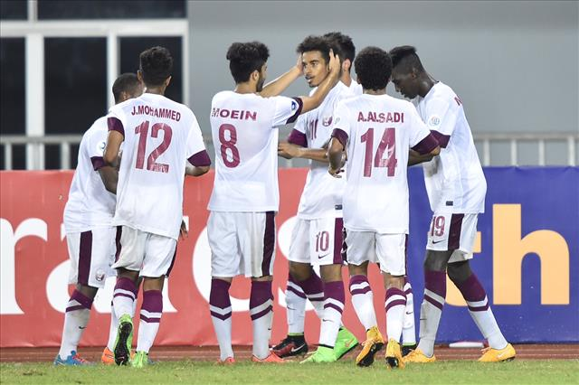 منتخب قطر للشباب يتأهل لكأس العالم بعد تغلبه على الصين