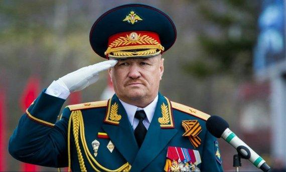 مقتل قائد اللواء الخامس في الجيش الروسي بسوريا