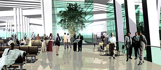 الإمارات تعلن دعمها لمشروع مطار الخرطوم الجديد