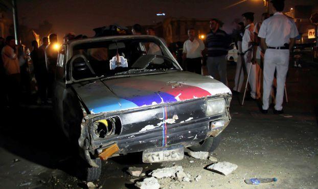 مقتل سبعة جنود مصريين في تفجير استهدفهم شمال سيناء