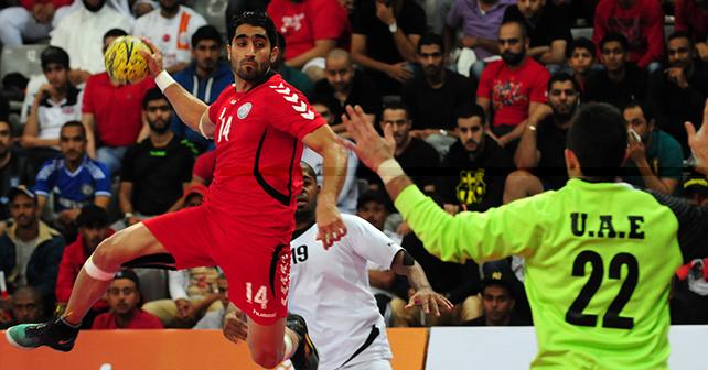 الإمارات والبحرين تقاطعان كأس العالم لكرة اليد في قطر
