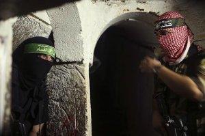 الأمن الإسرائيلي: حماس نجحت بحفر عدة أنفاق هجومية