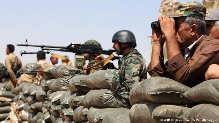 تحذير أممي من مجزرة في أمرلي بشمال بغداد