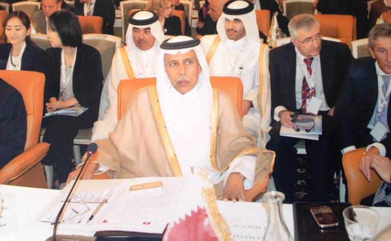 قطر تؤكد التزامها بدعم تونس