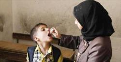 شلل الأطفال الحرب الجديدة التي تهدد الشرق الأوسط بعد سوريا والعراق