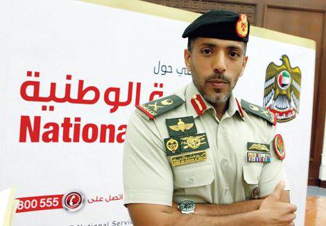 """""""الخدمة الوطنية"""": سيتم معاقبة المتخلفين عن التسجيل للتجنيد بالحبس"""