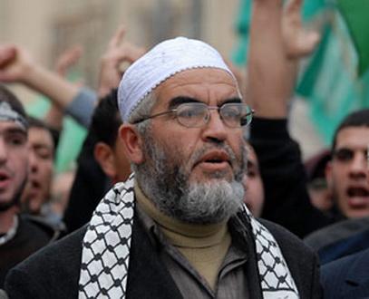 محكمة إسرائيلية تحكم بسجن الشيخ رائد صلاح 11 شهرا