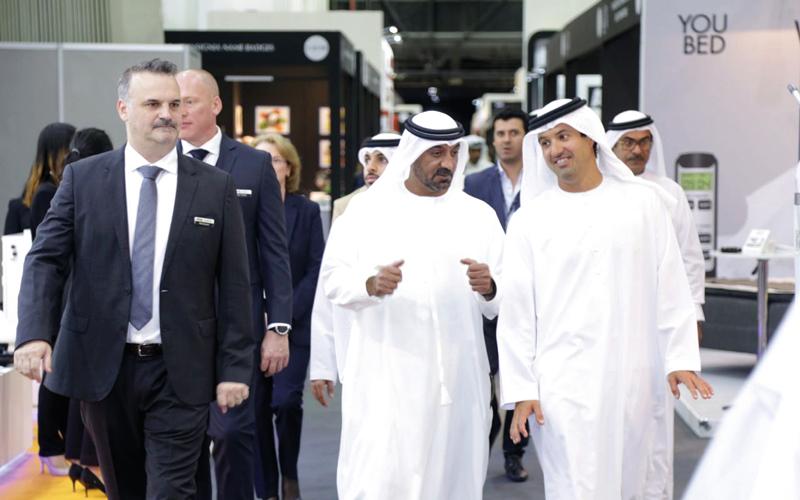 الإمارات تستحوذ على 42% من المشروعات الفندقية والترفيهية في المنطقة