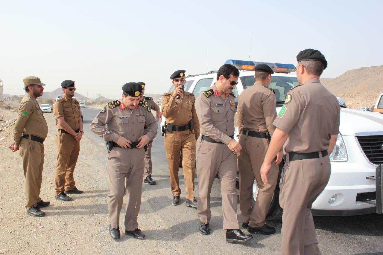 مقتل شرطيين سعوديين بإطلاق نار بالرياض