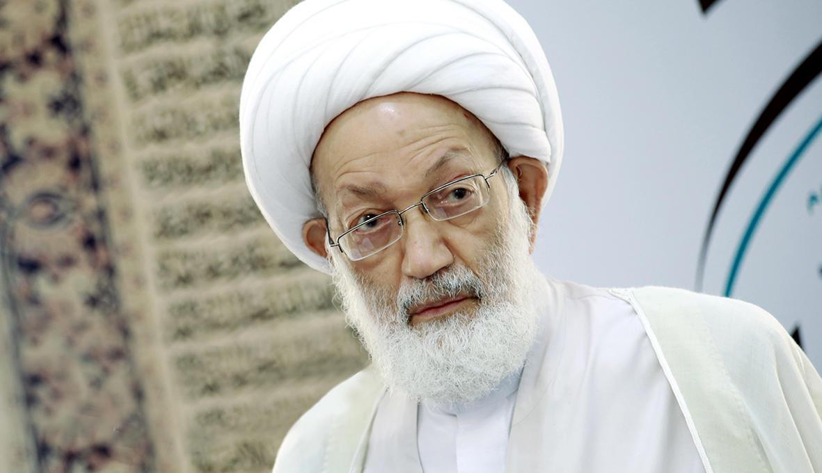 اتهامات بمسؤولية البحرين عن تدهور صحة أعلى مرجع شيعي فيها