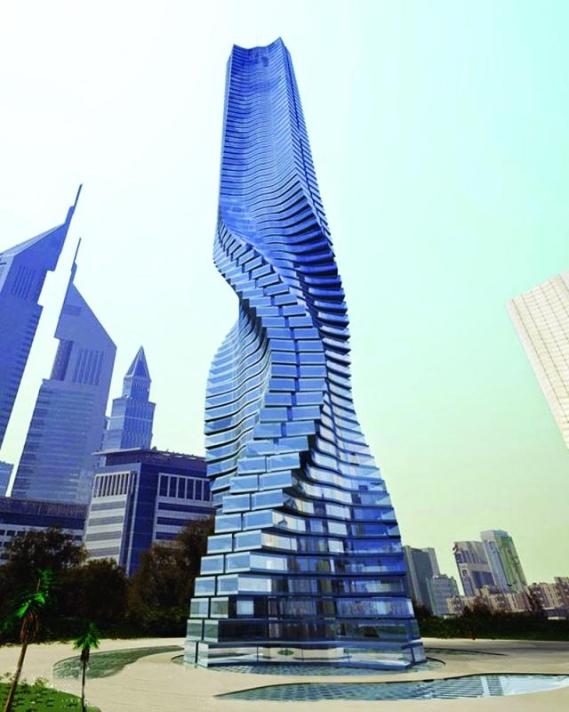 دبي تبني أول «فندق دوّار» لا تطاله «تصنيفات النجوم»