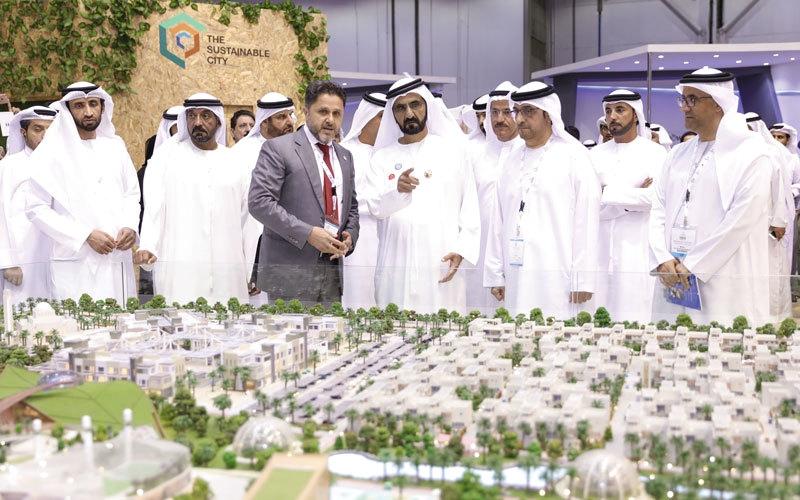 محمد بن راشد: الإمارات ستظل الوجهة المفضلة للاستثمارات الأجنبية
