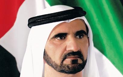واشنطن تايمز: محمد بن راشد يقود دبي إلى العالمية
