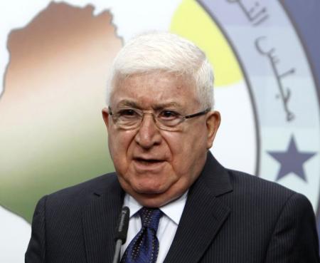 الرئيس العراقي يكلف حيدر العبادي بتشكيل الحكومة الجديدة