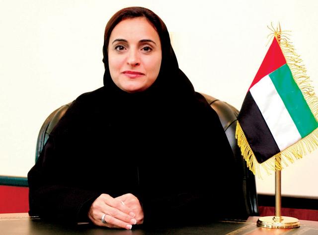 لبنى القاسمي: الإمارات تتطلع لعالم يسوده الأمن والتآخي