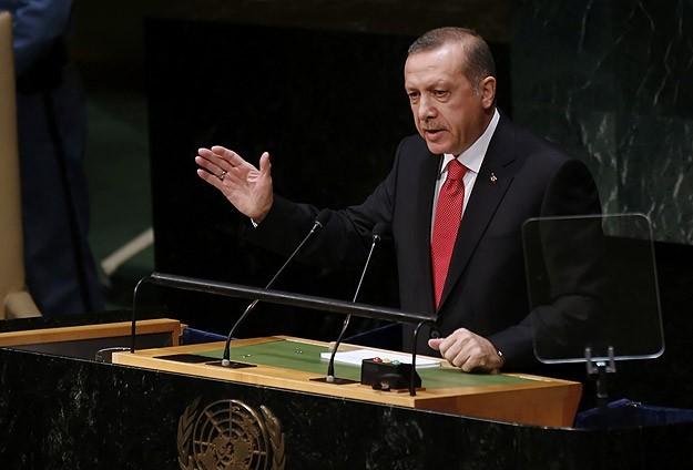 مصر تستنكر خطاب أردوغان أمام الجمعية العامة للأمم المتحدة
