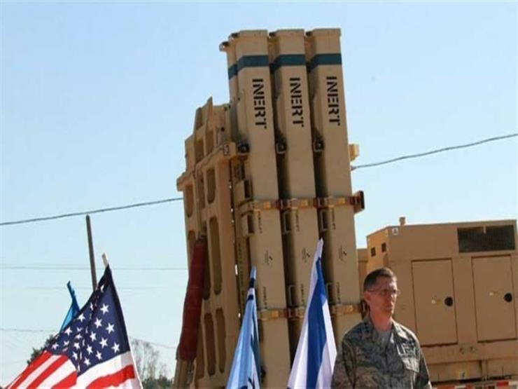 لأول مرة.. قاعدة عسكرية جوية أمريكية في إسرائيل