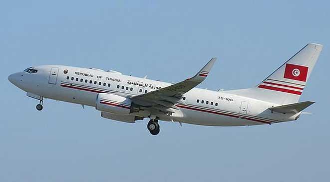 خليجي يشتري طائرة زين العابدين بن علي  بـ 105 ملايين يورو