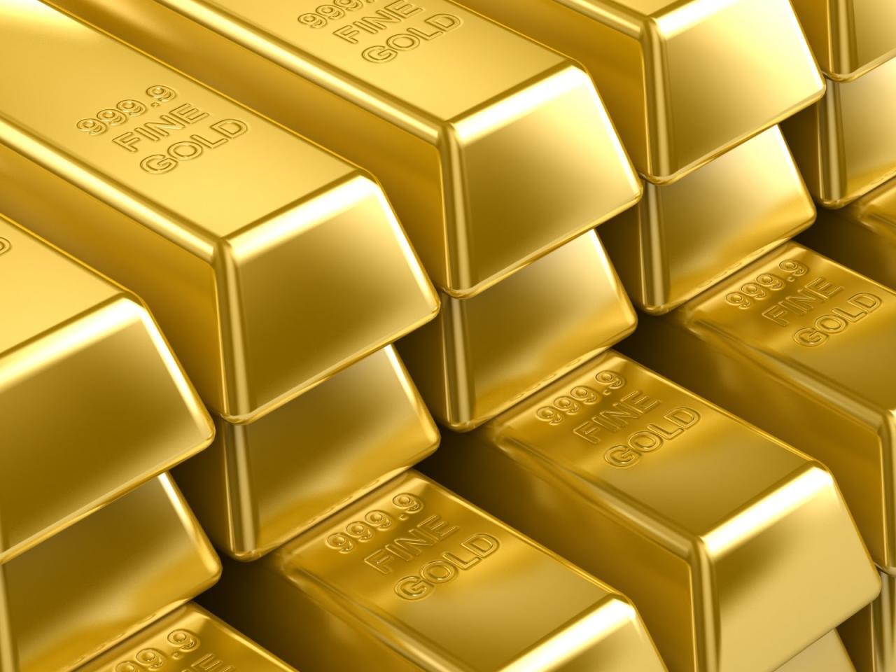 الإمارات المرتبة الـ12 عربيا في امتلاك احتياطات الذهب