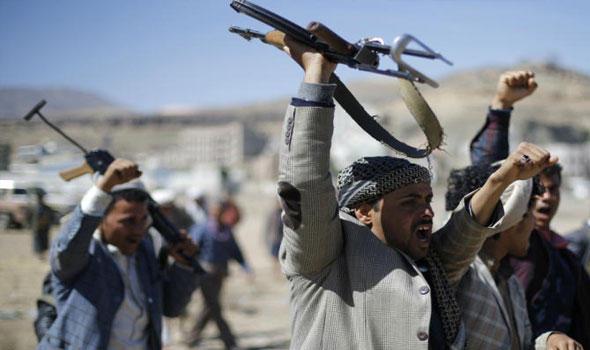 """طائرة أمريكية دون طيار تقصف مواقع للمقاومة اليمنية موالية لـ""""هادي"""""""