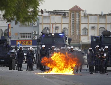 محكمة بحرينية تؤيد حبس متهمين بتغيير نظام الحكم