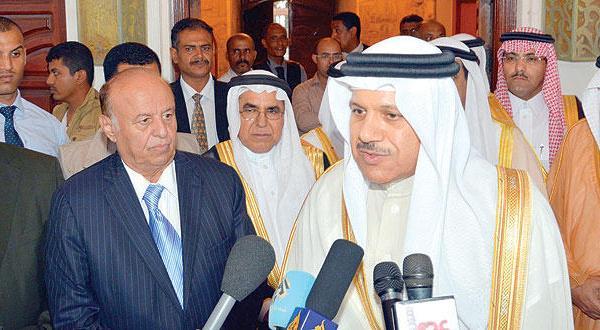 اتفاق بين هادي والزياني على تحرير صعدة من الحوثيين