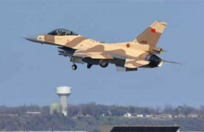الحوثيون يزعمون إسقاط المقاتلة المغربية المفقودة
