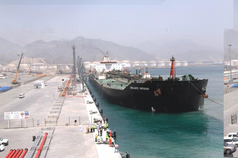 14,7 مليار درهم عائدات ميناء الفجيرة سنوياً